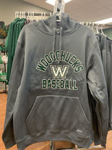 2020 Woodchucks Baseball Sweatshirt